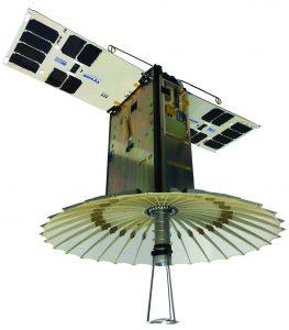 RainCube CubeSat